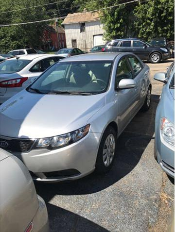 2012 Kia Forte for sale at Sam's Used Cars in Zanesville OH