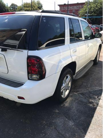 2008 Chevrolet TrailBlazer for sale at Sam's Used Cars in Zanesville OH