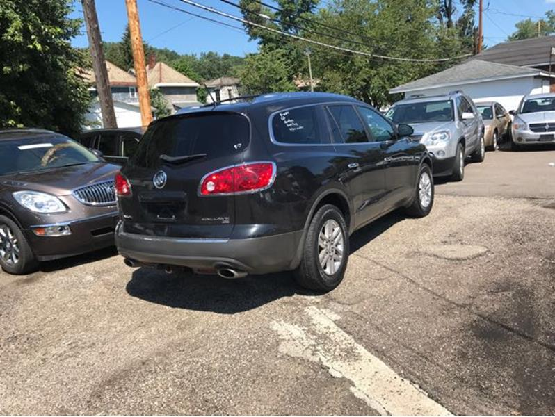 2008 Buick Enclave for sale at Sam's Used Cars in Zanesville OH
