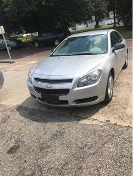 2010 Chevrolet Malibu for sale at Sam's Used Cars in Zanesville OH