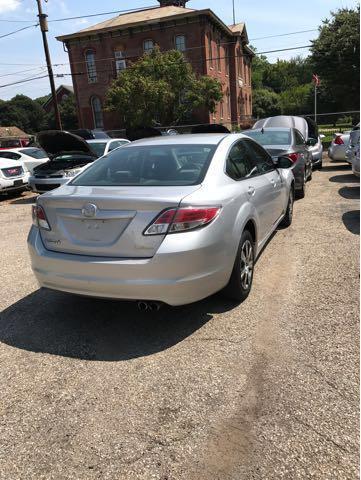 2012 Mazda MAZDA6 for sale at Sam's Used Cars in Zanesville OH