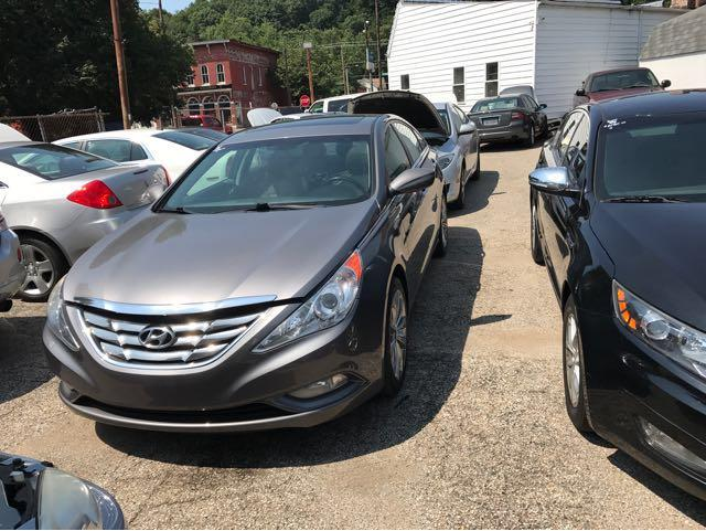 2011 Hyundai Sonata for sale at Sam's Used Cars in Zanesville OH