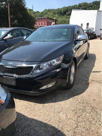 2012 Kia Optima for sale at Sam's Used Cars in Zanesville OH