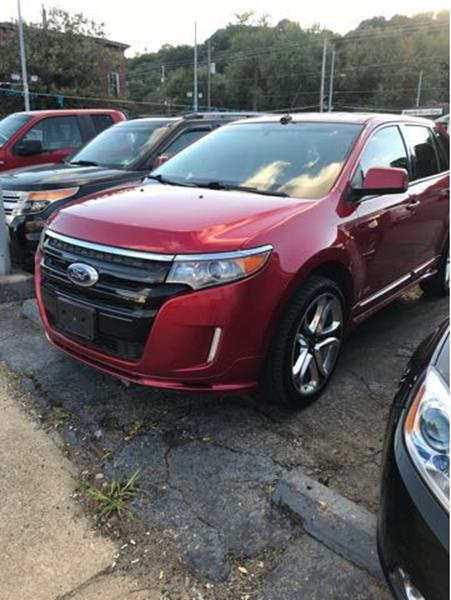 Ford Edge For Sale At Sams Used Cars In Zanesville Oh
