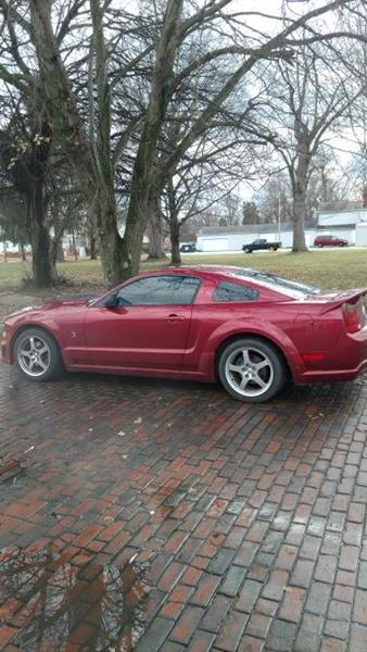 2007 Ford Mustang for sale at Sam's Used Cars in Zanesville OH
