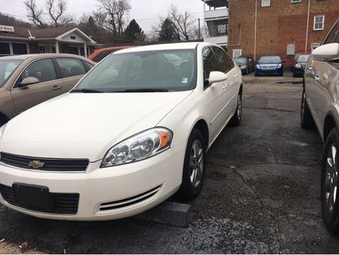 2007 Chevrolet Impala for sale at Sam's Used Cars in Zanesville OH