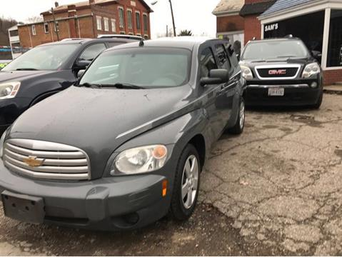 2009 Chevrolet HHR for sale at Sam's Used Cars in Zanesville OH