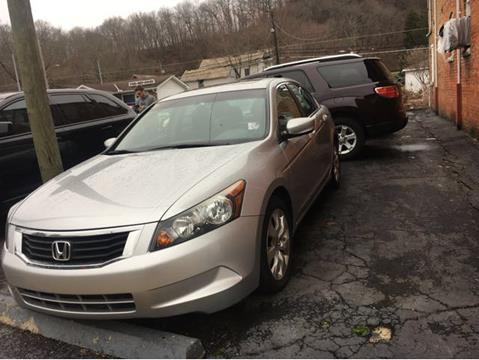 2009 Honda Accord for sale at Sam's Used Cars in Zanesville OH