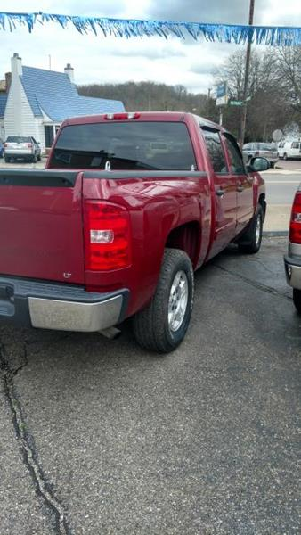 2007 Chevrolet Silverado 1500 for sale at Sam's Used Cars in Zanesville OH