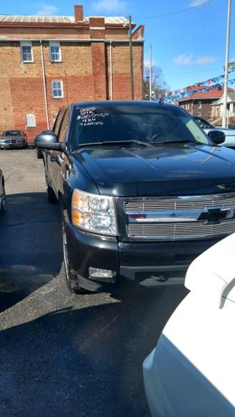 2009 Chevrolet Silverado 1500 for sale at Sam's Used Cars in Zanesville OH