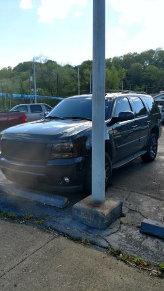 2007 Chevrolet Tahoe for sale at Sam's Used Cars in Zanesville OH