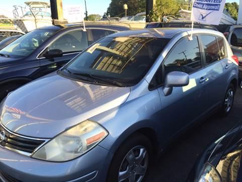 2011 Nissan Versa for sale in Miami, FL