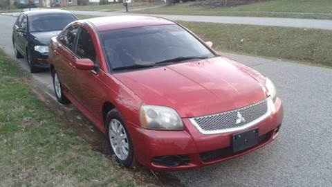 2010 Mitsubishi Galant for sale in Louisville, KY
