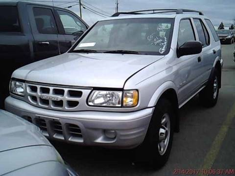 2001 Isuzu Rodeo for sale in Louisville, KY