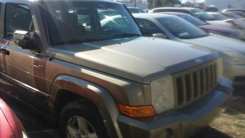 2006 Jeep Commander for sale in Louisville KY