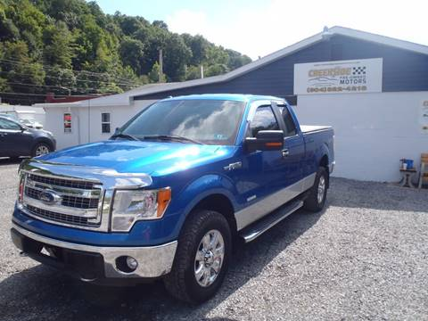 2013 Ford F-150 for sale in Morgantown, WV