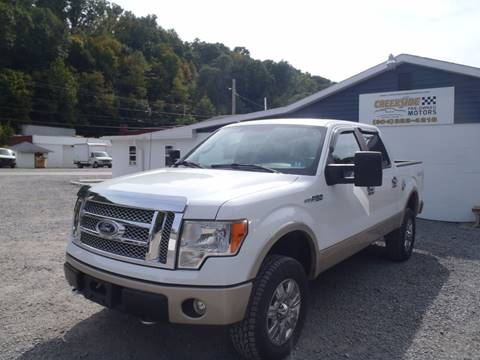 2010 Ford F-150 for sale in Morgantown, WV