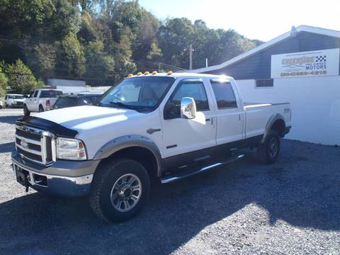 2007 Ford F-350 Super Duty for sale in Morgantown, WV