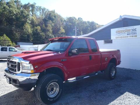 2002 Ford F-350 Super Duty for sale in Morgantown, WV