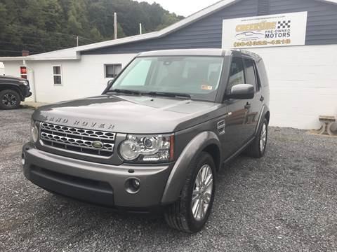 2010 Land Rover LR4 for sale in Morgantown, WV