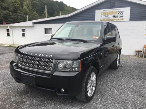 2010 Land Rover Range Rover for sale in Morgantown, WV