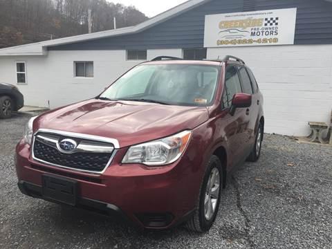 2015 Subaru Forester for sale in Morgantown, WV