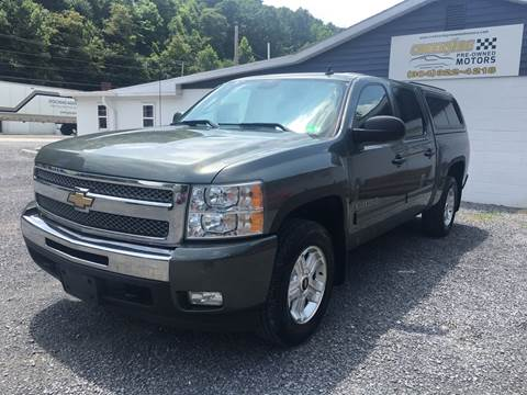 2011 Chevrolet Silverado 1500 for sale in Morgantown, WV