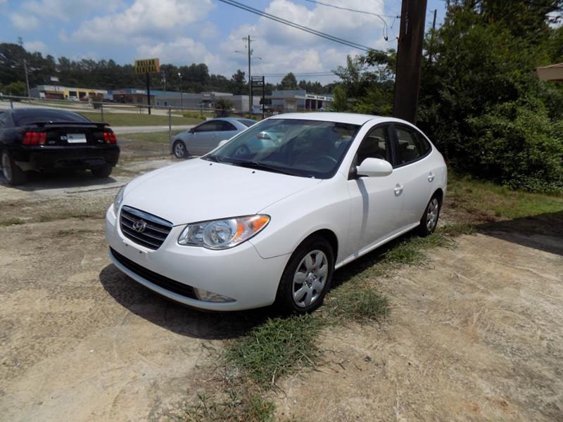 2008 Hyundai Elantra For Sale At S.S. Motors LLC In Dallas GA
