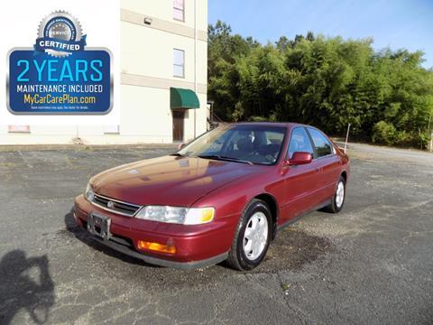 1995 Honda Accord for sale in Dallas, GA