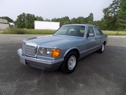 1984 Mercedes-Benz 380-Class for sale in Dallas, GA