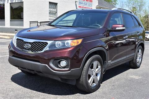 2013 Kia Sorento for sale in Richmond, VA