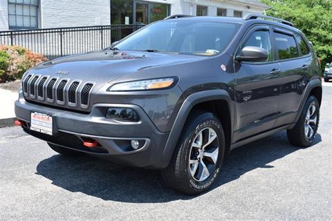 2015 Jeep Cherokee for sale in Richmond, VA