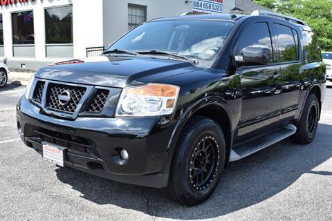 2011 Nissan Armada for sale in Richmond, VA