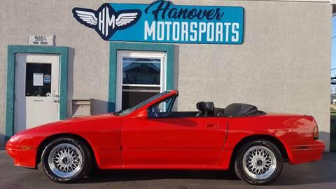 1989 Mazda RX-7 for sale in Hanover, PA