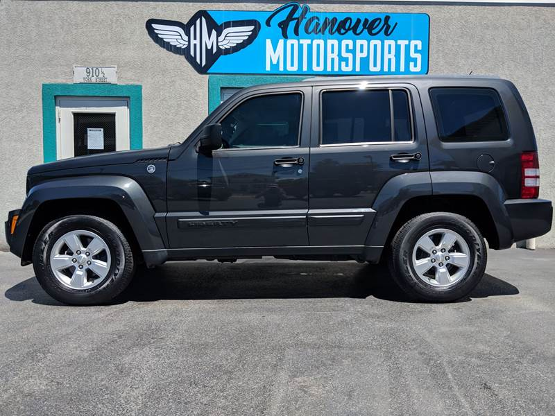 2010 Jeep Liberty For Sale At Hanover Motorsports In Hanover PA