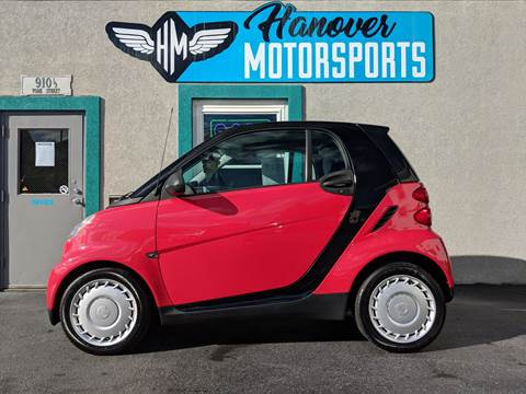 2011 Smart fortwo for sale in Hanover, PA