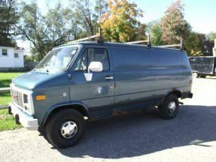 1993 GMC Vandura for sale in Swanton, OH