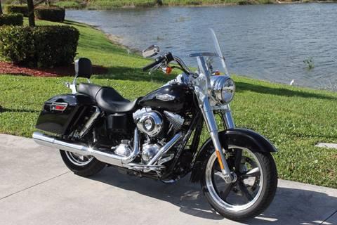 2013 Harley-Davidson FLD for sale in Boca Raton FL
