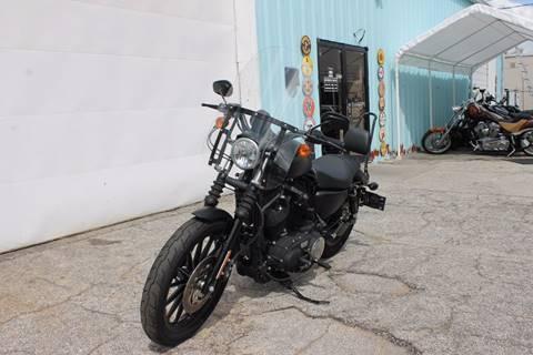 2012 Harley-Davidson SPORTSTER XL883 IRON for sale in Boca Raton FL
