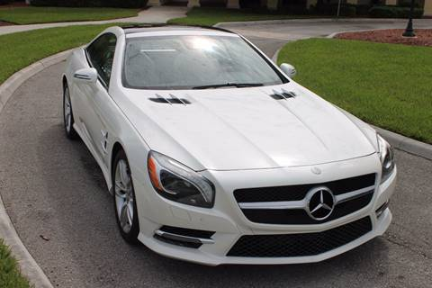 2014 Mercedes-Benz SL-Class for sale in Boca Raton, FL