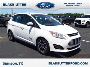 2017 Ford C-MAX Hybrid for sale in Sherman, TX