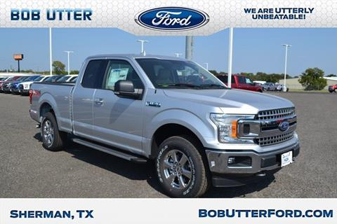 2018 Ford F-150 for sale in Sherman, TX