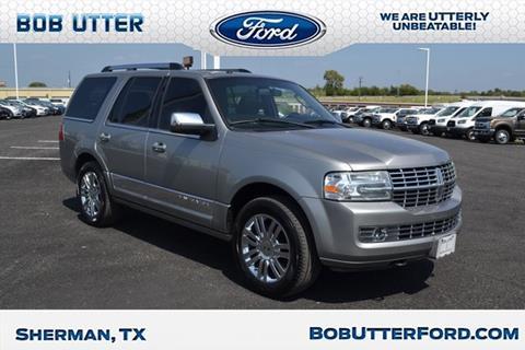2008 Lincoln Navigator for sale in Sherman, TX