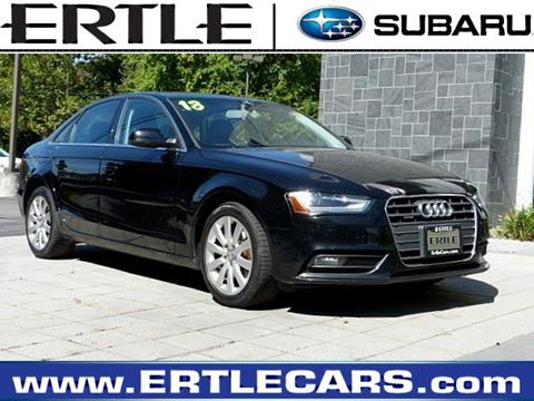 2013 Audi A4 for sale in Stroudsburg, PA
