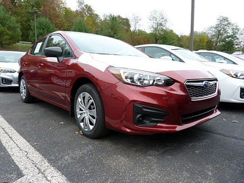 2018 Subaru Impreza for sale in Stroudsburg, PA