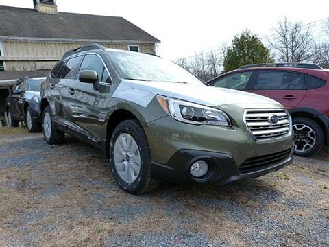 2017 Subaru Outback for sale in Stroudsburg, PA