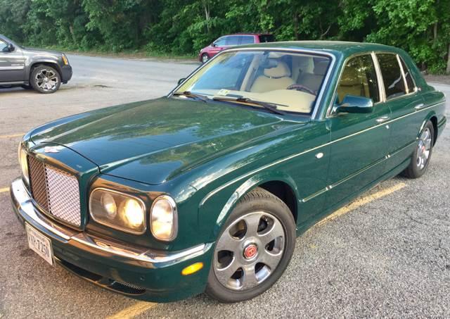 2000 Bentley Arnage for sale at Exotic Motors 4 Less in Chesapeake VA