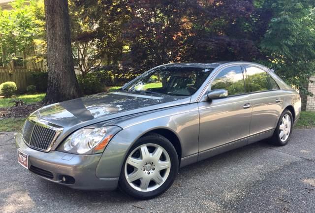 2008 Maybach 57 for sale at Exotic Motors 4 Less in Chesapeake VA