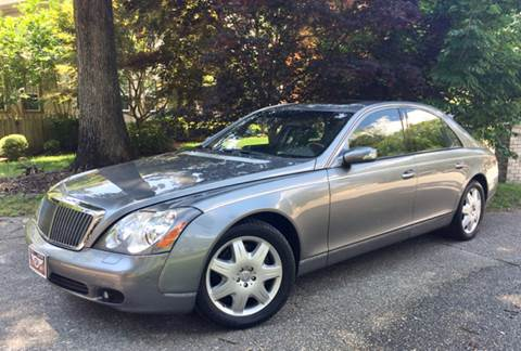 2008 Maybach 57 for sale at Exotic Motors 4 Less in Chesapeake VA