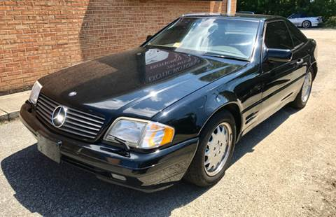 1997 Mercedes-Benz SL-Class for sale at Exotic Motors 4 Less in Chesapeake VA